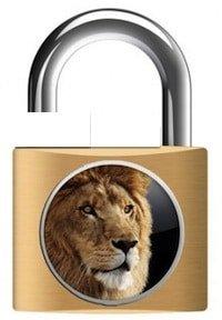 change password mac os x lion