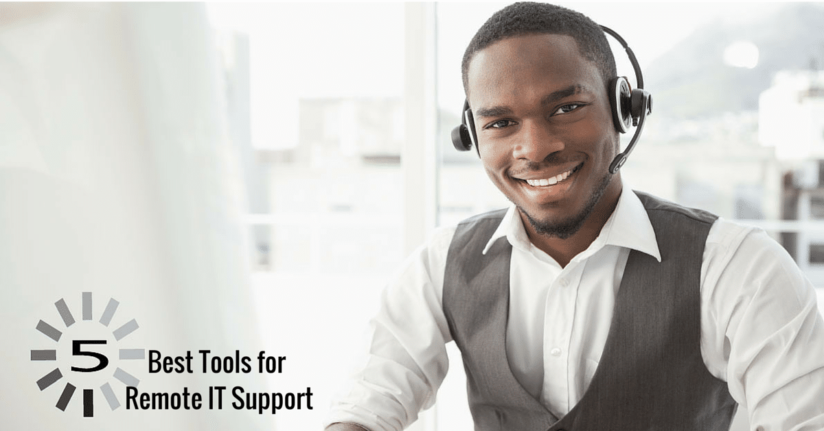 Best Tools for Remote IT Support