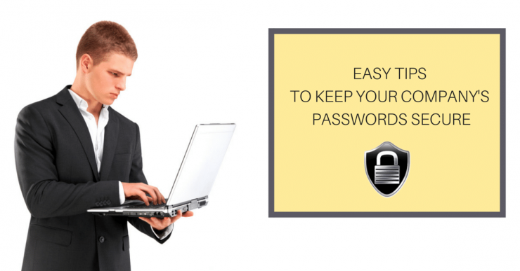 Keep Company Passwords Secure