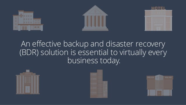 Why Every Business Needs Backup and Disaster Recovery