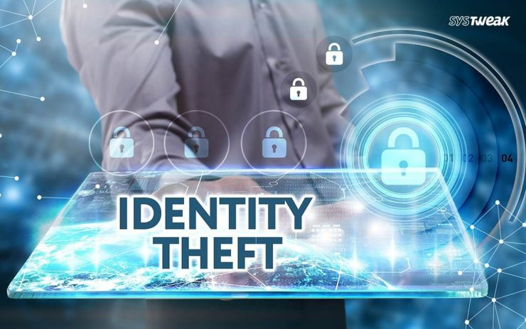 Identity theft services